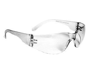 e286183a545f MR0110ID Radians Clear Wrap Around Safety Glasses